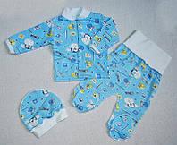 Комплект для мальчика ( кулир, 100% хлопок), фото 1