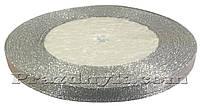 Лента серебро 0.5 см