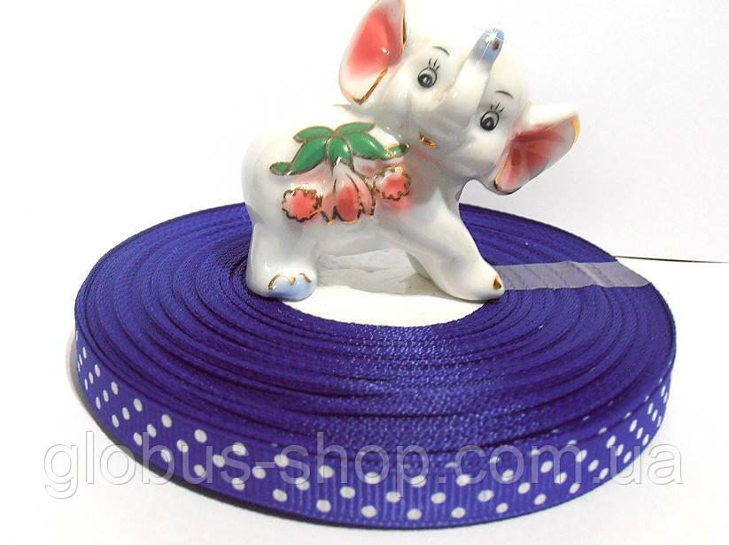 Репс  горох  9 мм Цвет фиолетовый
