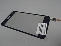 Тачскрин (сенсор) для Samsung G355H Galaxy Core 2 Duos Ревизия 00 (black) Качество
