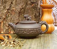 Чайник глиняный Исин #11