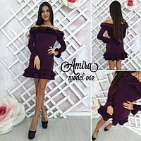 Молодежное женское платье н-54032611