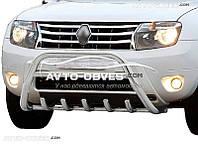 Передняя защита для Dacia Duster