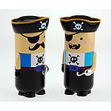 Термос пират, 4 вида, фото 3