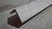 Угол наружный из ясеня 40 х 40 мм (Люкс)
