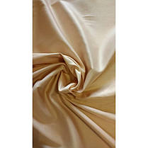 Постельное белье Сатин LIGHT GREY+SOFT SALMON ТМ Царский дом  (Двуспальный), фото 2
