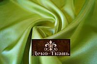 › Ткань Шанзализе (селеста) Оливковый
