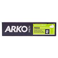 Крем для гоління Арко 65г Ice Mint Свіжість ментолу (8690506346317)