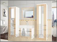 Меблі для ванни, глянець ELEGANZA 5 PRO+