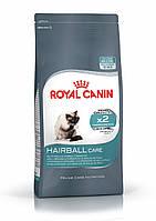 Корм для кошек для уменьшения образования комочков шерсти Royal Canin (Роял Канин) Hairball Care 2 кг.