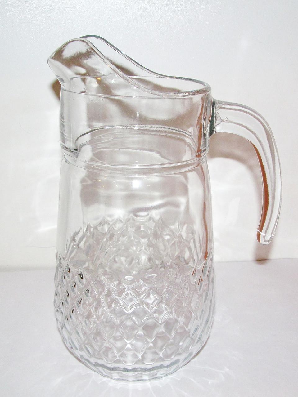 Кувшин стеклянный 1,34 л Valse Pasabahce 43474