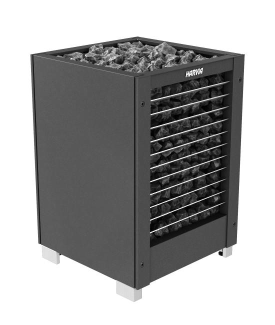 Электрическая печь для сауны Harvia MODULO MD135Н  черный
