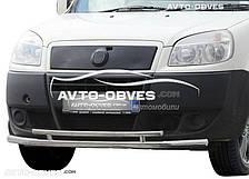 Защитная дуга двойная Fiat Doblo