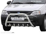 Дуга переднего бампера для Logan MCV 2005-2012