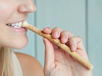 Мисвак (севак)-натуральная щеточка для отбеливания зубов