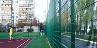 Сетка сварная оцинкованная с полимерным покрытием Рубеж 1,2.Сварной забор,сетка.