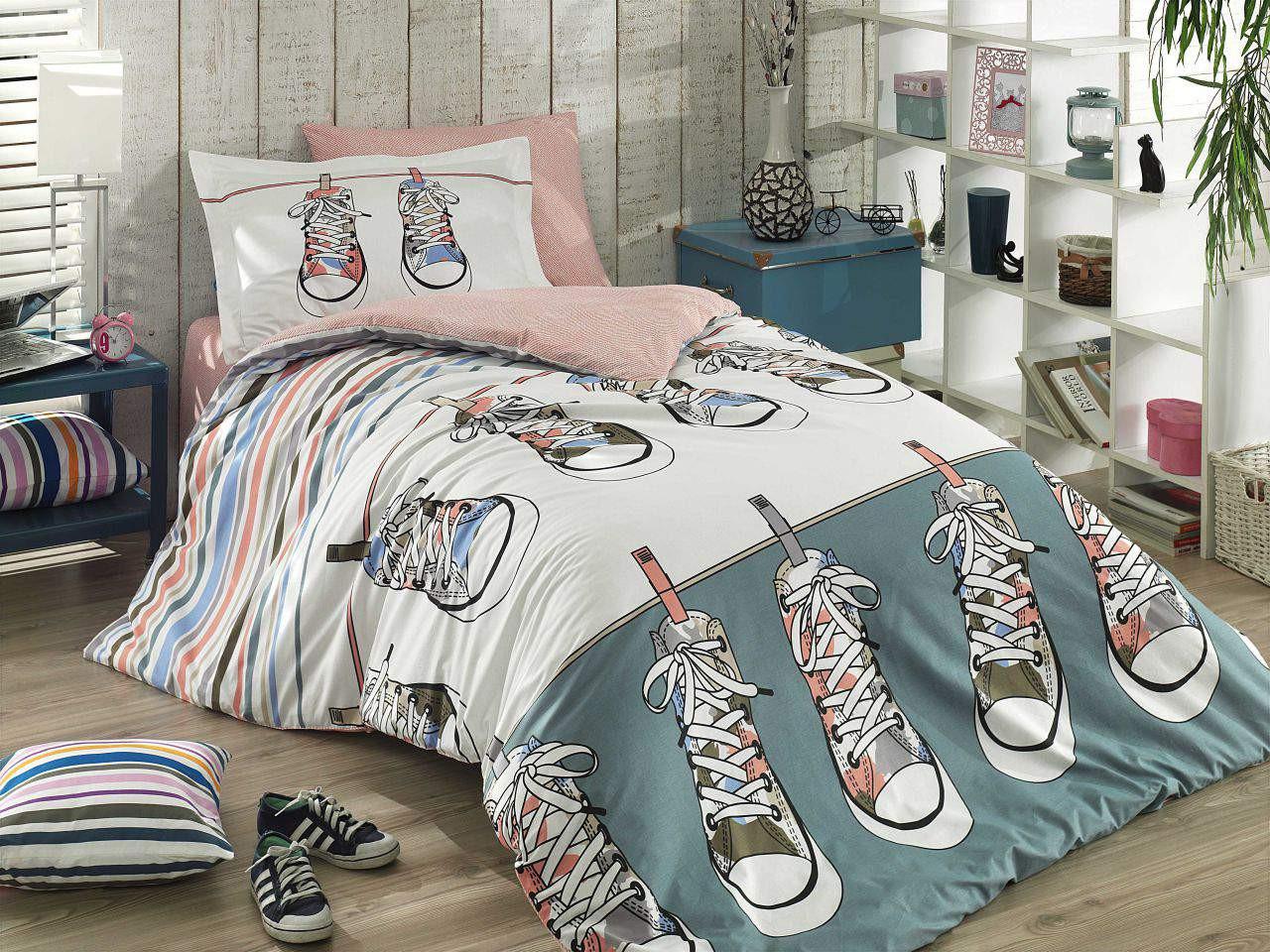 Подростковый постельный комплект Layla (Green), Hobby
