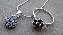 Ювелирные украшения из серебра Часы