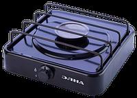 Газовая плита одноконфорочная ЭЛНА ПГ1-Н без крышки Купить Цена