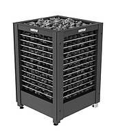 Электрическая печь для сауны Harvia MODULO MDS135GL / MD135GL steel/ черный, фото 1