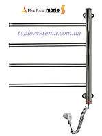 Полотенцесушитель электрический MARIO Веер HP-I 600x445 (Heat Point) поворотный