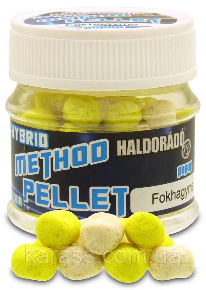 HALDORÁDÓ Hybrid Method Pellet - Fokhagyma