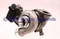 Турбина Land-Rover Freelander II 2.2 TD4; DW12B 753546-5023S