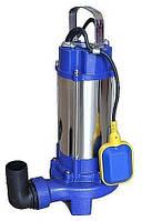 Фекальный насос WERK V1300DF (с измельчителем частиц) Купить Цена