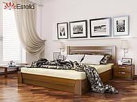 """Деревянная кровать с подъемным механизмом """"Селена"""""""