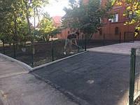 Сетка сварная оцинкованная с полимерным покрытием Рубеж 5/5. Забор 3д.