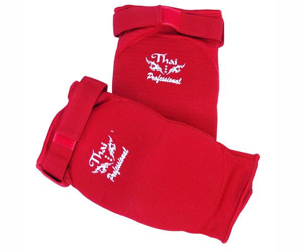 Налокотники Thai Professional EB1 Красные
