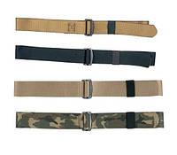 ТАКТИЧЕСКИЙ РЕМЕНЬ Rothco Adjustable Nylon BDU Belt 137 см. Черный