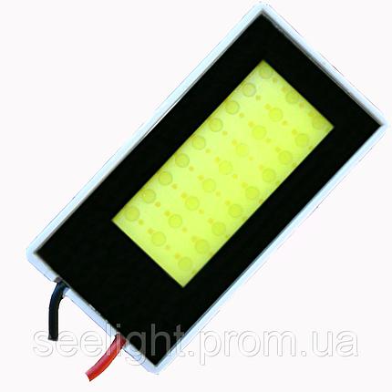 Светодиодная  панель для освещения салона 13,5W-COB, фото 2