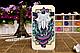 Чехол бампер для Samsung  J110 Galaxy J1 Ace с рисунком Оскал тигра, фото 4