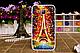 Чехол бампер для Samsung  J110 Galaxy J1 Ace с рисунком Оскал тигра, фото 6