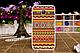 Чехол бампер для Samsung  J110 Galaxy J1 Ace с рисунком Оскал тигра, фото 7