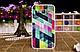 Чехол бампер для Samsung  J110 Galaxy J1 Ace с рисунком Оскал тигра, фото 9