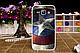 Чехол бампер для Samsung  J110 Galaxy J1 Ace с рисунком Оскал тигра, фото 10