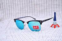 Солнцезащитные очки clubmaster  glass стекло