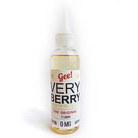Жидкость Gee Very Berry (ягоды, сливки) 60 мл