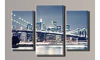 "Модульная картина на холсте ""New York City 3"""