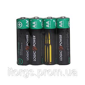 Батарейка LogicPower Alkaline AA LR6 4шт