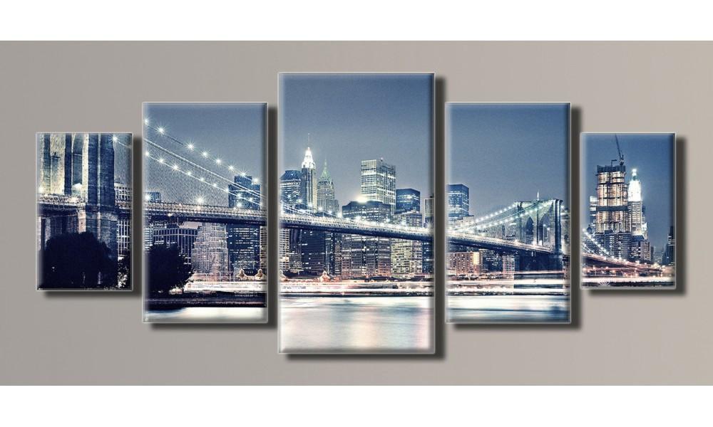 "Модульная картина на холсте ""New York City 2"""