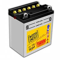 Аккумулятор для мототехники Fiamm 12 вольт 12 ампер для вашей техники, размер 136х82х161 FB12A-A