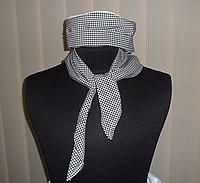 Как завязать шейный платок повара?