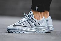 Мужские кроссовки Nike Air Max 2016 Gray