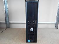Компьютер для офиса и дома Dell Optiplex 760 DT (Десктоп)