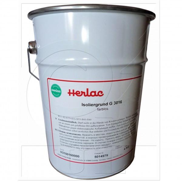 1-К Изолирующий  грунт  HERLAC G3016 (20кг.)