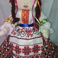 Кукла на самовар с прихватками