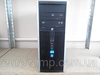 Компьютер для офиса и дома HP 8000 Elite MT (Мини Тауэр)